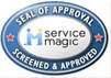 Servicemagic Seal