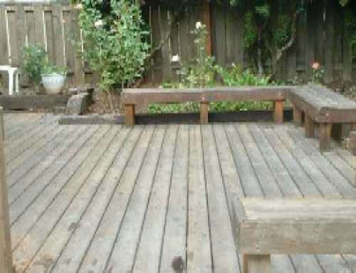 Deck Cleaning and Staining Makes a Big Difference