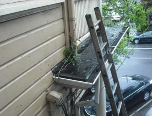 Clean Gutters Prevent Roof Leaks