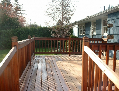 Spring Deck Cleaning & Maintenance to Extend the Life of Your Deck