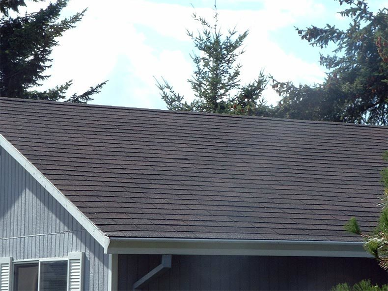 After Roof Cleaning Tualatin