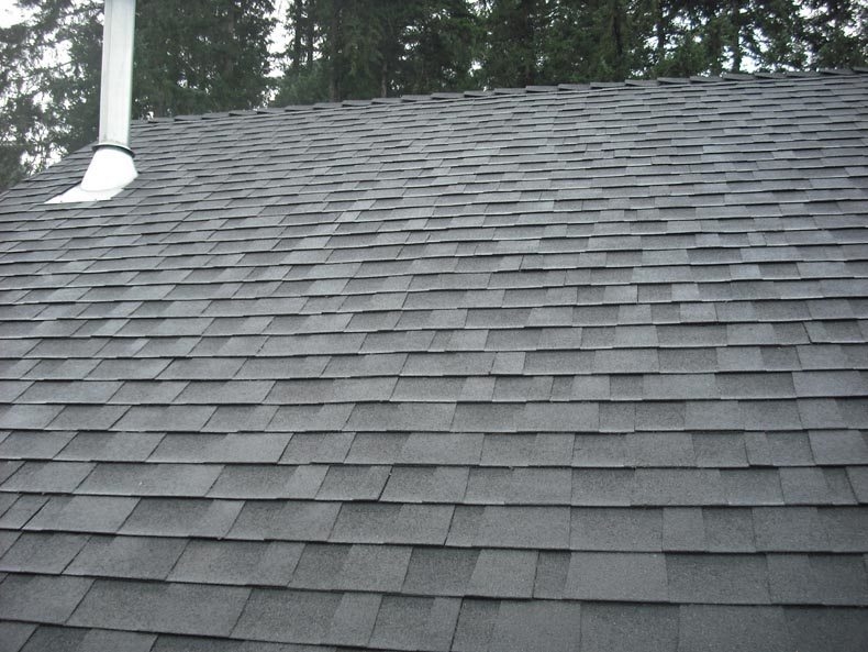 After Roof Cleaning Oregon City Oregon