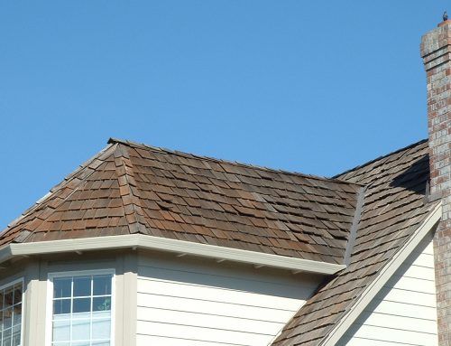 Cedar Roofs – Treatment is GOOD but staining…not so good