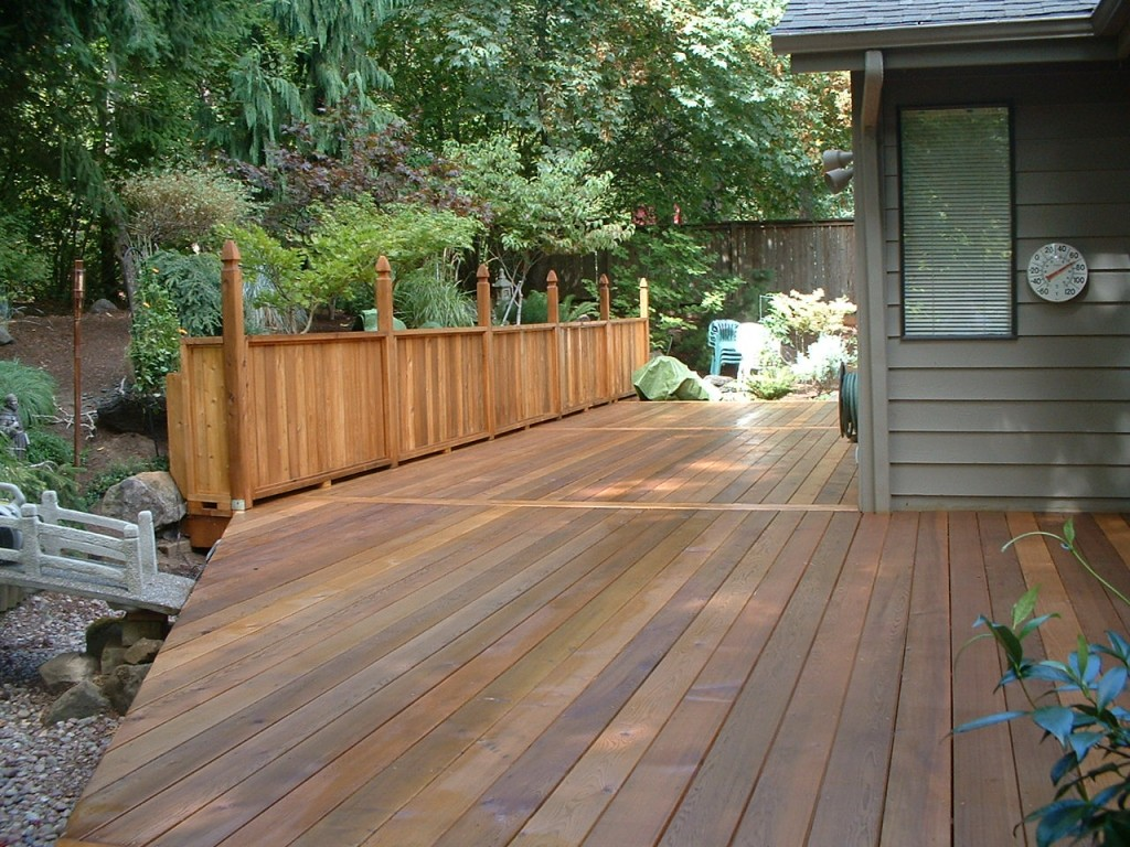 deck refinishing service done by All Surface!