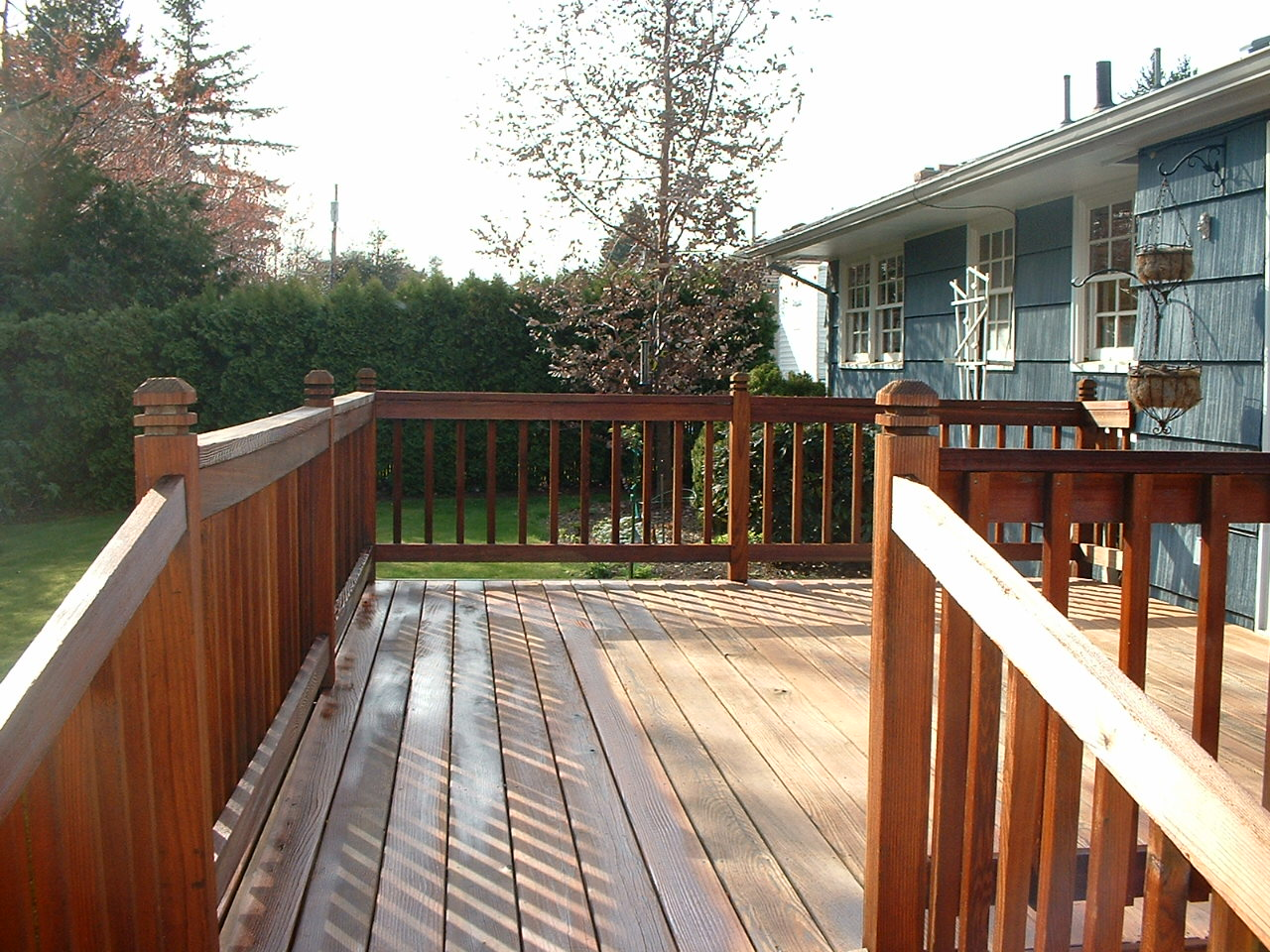 Deck - After Maintenance