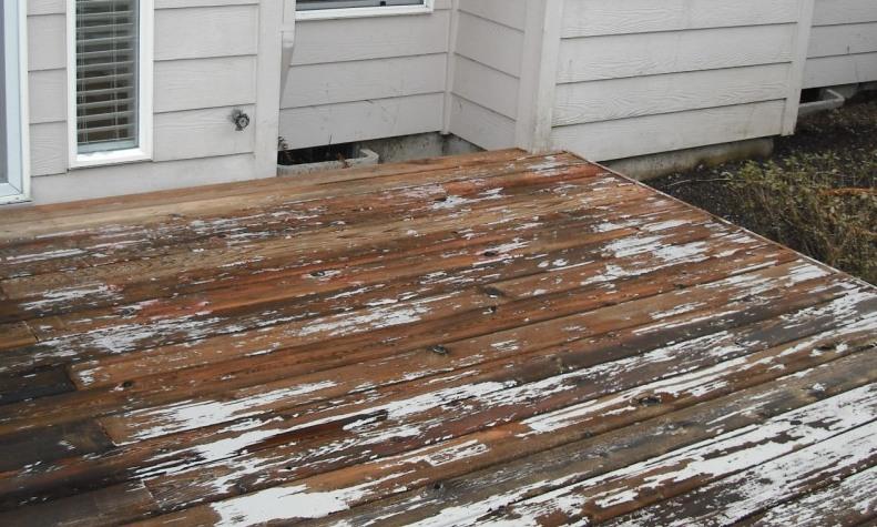 Deck Restoration Service
