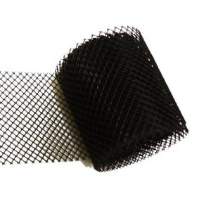 Roll mesh screen