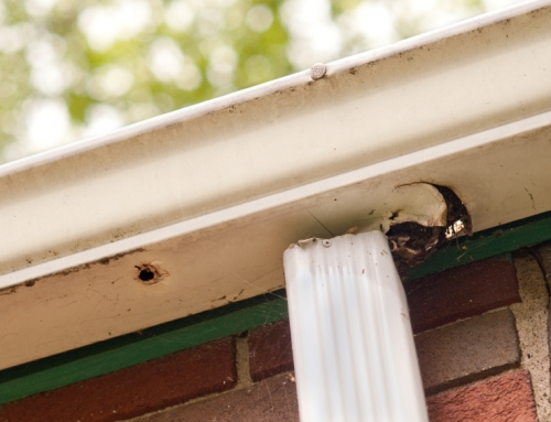 Can Gutters Be Repaired?