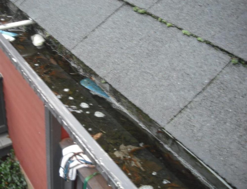 How Important Is Gutter Cleaning? | All Surface Cleaning ...